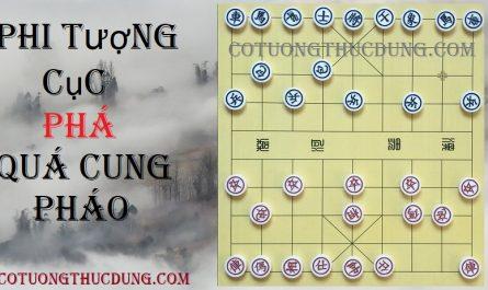"""Phần 1: Phi Tượng Cục đối Quá Cung Pháo - Hồ Vinh Hoa đấu Liễu Đại Hoa. Phần 2: Thực chiến """"Hồ Vinh Hoa (Thượng Hải) đấu Liễu Đại Hoa (Hồ Bắc)"""